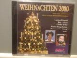 CHRISTMAS NIGHT 2000 - Pavarotti ...(2000 /adler REC /Germany) - CD NOU/SIGILAT