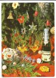 @carte postala(marca fixa) -FELICITARE-Zarea, Circulata, Printata