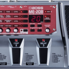 BOSS ME-20B Bass Multiple Effects - Efect Chitara