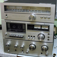 Linie audio Kenwood vintage