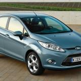 Autoturism, Benzina, FIESTA, Hatchback, Argintiu, Numar usi: 5