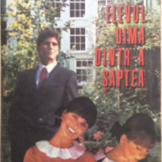 ELEVUL DIMA DINTR-A SAPTEA - Mihail Drumes - Roman, Anul publicarii: 1992