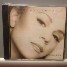 MARIAH CAREY - MUSIC BOX (1993/SONY REC /made in AUSTRIA) - cd nou/sigilat - Muzica Pop Columbia