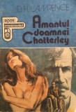 AMANTUL DOAMNEI CHATTERLEY - D. H. Lawrence (edit. Evenimentul)