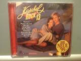 KUSCHEL ROCK 13 - LOVE SONGS - 2CD SET (1999 / SONY REC/GERMANY)  CD NOU/SIGILAT, sony music