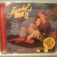 KUSCHEL ROCK 13 - LOVE SONGS - 2CD SET (1999 / SONY REC/GERMANY) CD NOU/SIGILAT - Muzica Pop sony music
