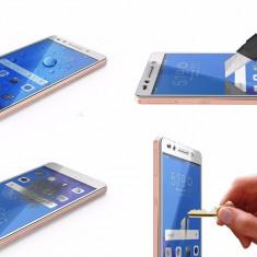 Folie sticla MOTOROLA MOTO E2 protectie ecran antisoc securizata - Folie de protectie Motorola, Anti zgariere