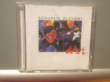 ACOUSTIC ALCHEMY - AART (2001 /VIRGIN  REC/ RFG ) - CD/ORIGINAL/ JAZZ, virgin records