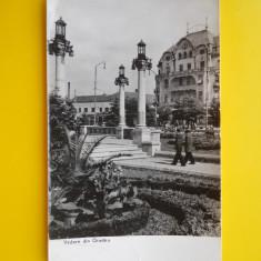 HOPCT 4031 ORADEA -JUD BIHOR -RPR -CIRCULATA - Carte Postala Crisana dupa 1918, Printata