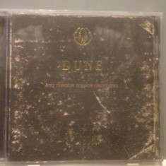 DUNE & THE LONDON SESSION ORCHESTRA - FOREVER(1992/VIRGIN/HOLLAND) - CD/ORIGINAL - Muzica Rock virgin records