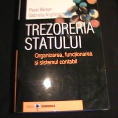 TREZORERIA STATULUI-ORGANIZAREA, FUNCTIONAREA SI SISTEMUL CONTABIL-P. DELEAN- - Carte de vanzari