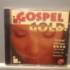 GOSPEL GOLD - THE GOSPEL GOLDEN SINGERS (1999/DELTA /GERMANY ) - CD NOU/SIGILAT - Muzica Blues