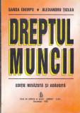SANDA GHIMPU, ALEXANDRA TICLEA - DREPTUL MUNCII