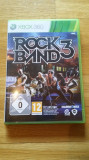 JOC XBOX 360 ROCK BAND 3 ORIGINAL PAL / by DARK WADDER, Simulatoare, 12+, Multiplayer