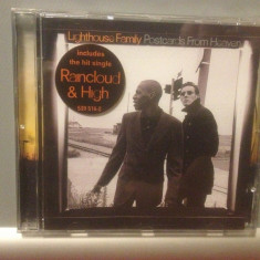 LIGHTHOUSE FAMILY - POSTCARDS FROM (1997/POLYDOR REC/ UK ) - CD/ORIGINAL/ DANCE - Muzica Dance universal records