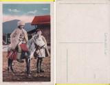Port Popular National-  tipuri-Ciobani din Carpati