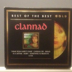 CLANNAD with ENYA - THE BEST OF - GOLD DISC (2005/SONY /GERMANY) - CD/ORIGINAL - Muzica Ambientala sony music