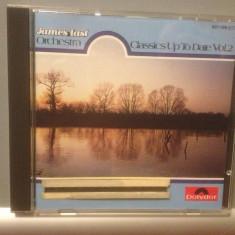 JAMES LAST - CLASSICS UP TO DATE VOL 2 (1969/ POLYDOR REC/RFG) - CD/ORIGINAL - Muzica Pop universal records