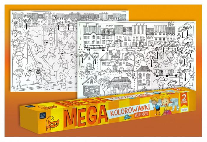 Planse De Colorat Oraselul Vesel Arhiva Okaziiro