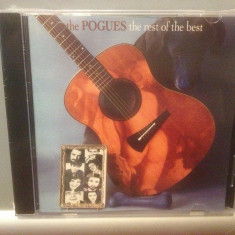 THE POGUES - THE REST OF THE BEST (1992/WARNER REC/RFG ) - cd nou/sigilat - Muzica Rock
