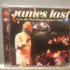 JAMES LAST -  LIVE AT THE ROYAL ALBERT HALL( 2008/EAGLE / USA ) - CD/SIGILAT/NOU, universal records