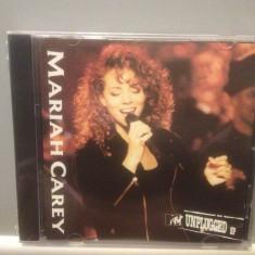 MARIAH CAREY - MTV UNPLUGGED (1992/ COLUMBIA REC/ AUSTRIA ) - CD NOU/SIGILAT - Muzica Pop sony music