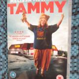 TAMMY - 1 DVD ORIGINAL FILM cu MELISSA McCARTHY - CA NOU!
