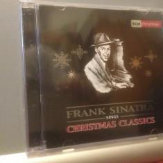 FRANK SINATRA  -  CHRISTMAS CLASSICS (2004/EMI REC/UK ) - CD/SIGILAT/NOU, warner