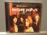 BON JOVI - THESE DAYS (1995 /POLYGRAM REC/ FRANCE ) - CD/ORIGINAL/ ROCK, universal records