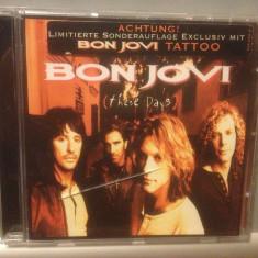BON JOVI - THESE DAYS (1995 /POLYGRAM REC/ FRANCE ) - CD/ORIGINAL/ ROCK - Muzica Rock universal records
