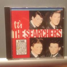 THE SEARCHERS - IT'S THE SEARCHERS (1987 /TELDEC REC/ RFG ) - CD/ORIGINAL/ ROCK - Muzica Rock universal records