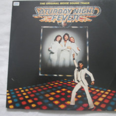 Various ‎– Saturday Night Fever : soundtrack_ vinyl(dublu LP) SUA - Muzica soundtrack Altele, VINIL
