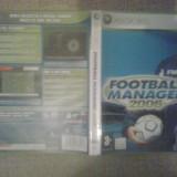 Football Manager 2006 - Joc XBOX 360 ( GameLand ) - Jocuri Xbox 360, Strategie, 16+, Single player