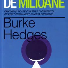 Burke Hedges - Conducta de milioane - 501598 - Carte Management