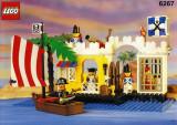 LEGO 6267 Lagoon Lock-Up