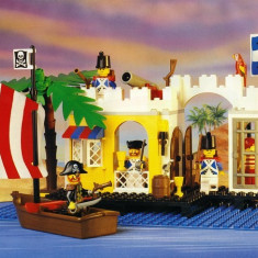 LEGO 6267 Lagoon Lock-Up - LEGO Pirates