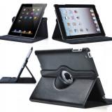 Husa iPad 2 3 4 Rotativa 360 grade Neagra
