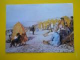HOPCT 22702  PICTURA NICOLAE VERMONT /PLAJA/ CONSTANTA-JUD CONSTANTA-NECIRCULATA, Printata