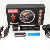Lanterna LED CREE 5W SWAT Multifunction cu ZOOM rotativ