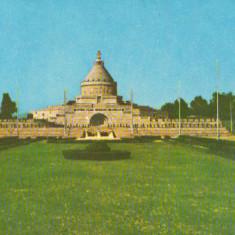 CPI (B6950) CARTE POSTALA - MARASESTI. MAUSOLEUL EROILOR NEAMULUI DIN 1917 - Carte Postala Moldova dupa 1918, Circulata, Fotografie