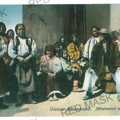 720 - Maramures, ETHNICS - old postcard - unused