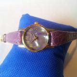 Ceas dama  fashion RONICA , roz, Casual, Quartz, Metal necunoscut