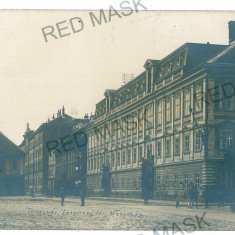 3047 - TIMISOARA - old postcard, real PHOTO - unused - Carte Postala Banat 1904-1918, Necirculata, Printata
