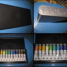 Set culori de ulei MAIMERI CLASSICO 12 buc in blistere.