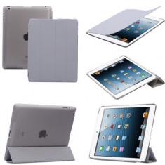 Husa iPad Air 2 Smart Case Silver - Husa Tableta