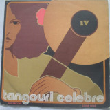Tangouri Celebre IV _ vinyl(LP) Romania