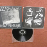 BE-BOP DELUXE: Live! In The Air Age (1977) (vinil glam rock/art rock excelent)