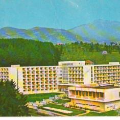 CPI (B6990) CARTE POSTALA  - SANGEORZ BAI. HOTELUL UGSR, Circulata, Fotografie