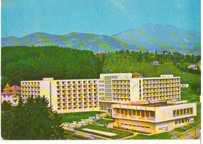 CPI (B6990) CARTE POSTALA  - SANGEORZ BAI. HOTELUL UGSR foto