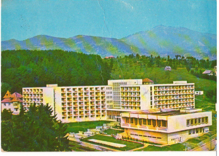 CPI (B6990) CARTE POSTALA  - SANGEORZ BAI. HOTELUL UGSR